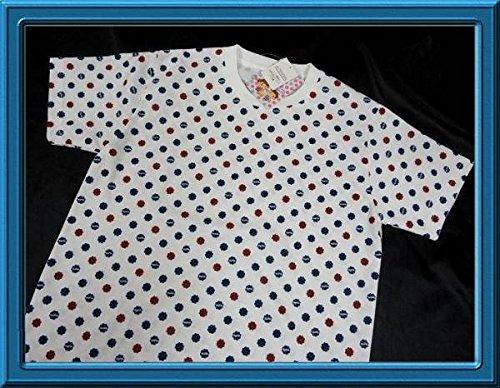 ペコちゃん 不二家 ミルキー半袖Tシャツ タグ付き メンズMサイズ白の商品画像