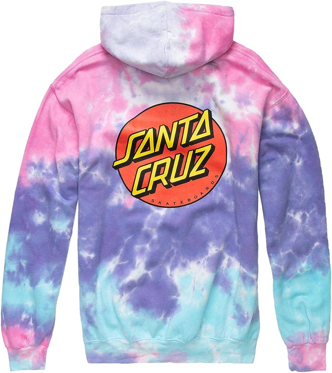Santa Cruz Classic Dot Hoodie XXL - Candy Ranking integrated 1st Las Vegas Mall place Cotton