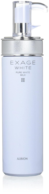 ALBION アルビオン エクサージュホワイト ホワイトクリスタルミルク2 200g ○国内向正規品○