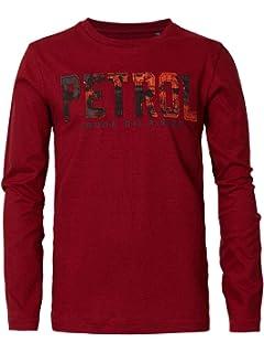 Petrol Industries Jungen T Shirt Langarmshirt mit