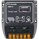 Andoer 10A 12V/24V Regolatore Di Carica Panello Solare di protezione di sicurezza
