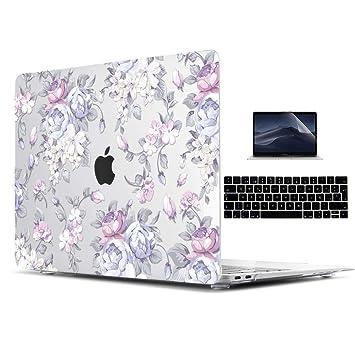 TwoL Carcasa MacBook Pro 13 A2159/A1706/A1708/A1989, Súper ...