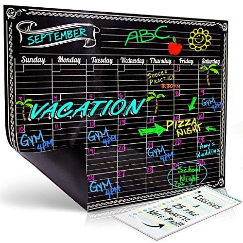 Refrigerator Calendar: Amazon.com
