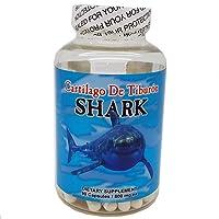 Cartilago de Tiburon 800 mg 90 Capsules