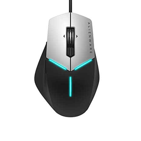 771121af940 Amazon.com: Alienware Advanced Gaming Mouse, AW558: By (author) Duke Of  Saint-Simon: Computers & Accessories