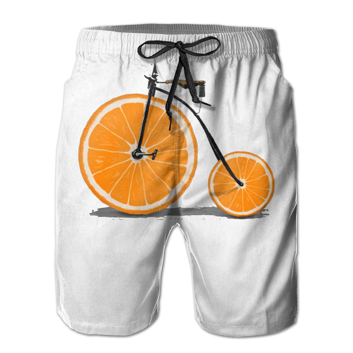 You Know And Good Vitamin Mens Swim Trunks Bathing Suit Beach Shorts