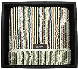 Iori Shima-Shima (Kokura Textile) Shower Towel (Bath Towel) imabari towel Japan - Rainbow