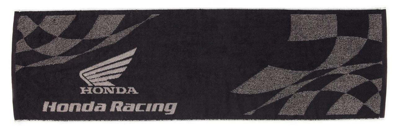 Honda towel sports towel black F 0SYTN-W93-KF