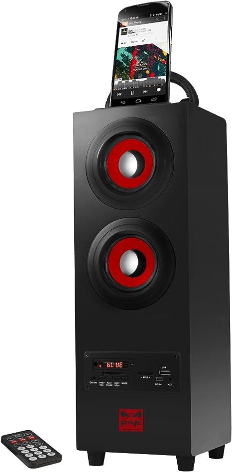 wireless bluetooth tower speakers