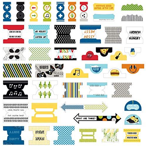 Bella BLVD Alex Collection Tabbies (3 Pack)]()