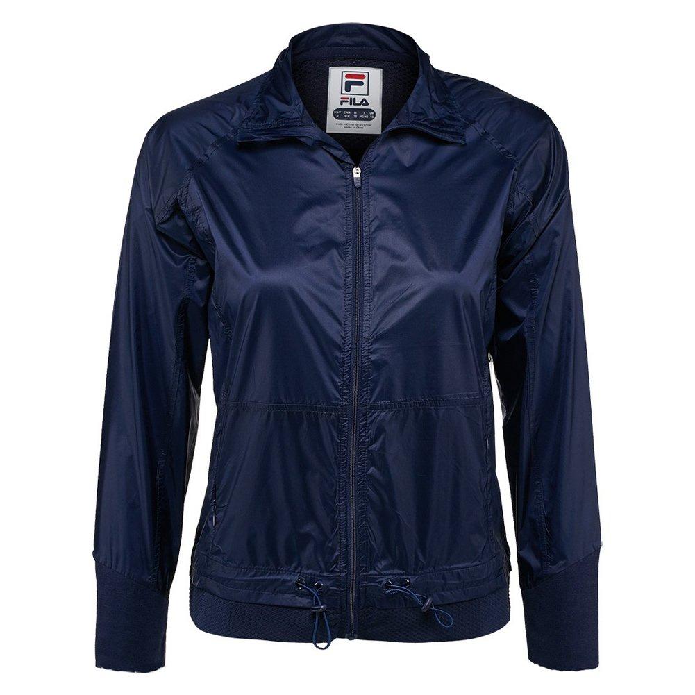 Fila Women's Featherweight Jacket, Navy, XL