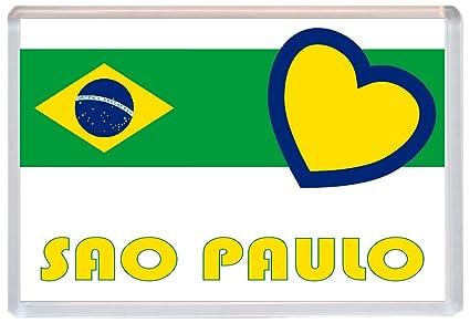Sao Paulo - Brasil/brasileño pueblos y ciudades de amor - Jumbo ...