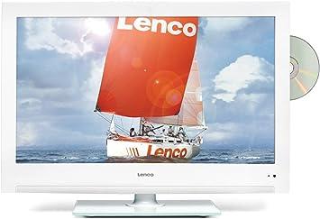 Lenco DVL-2453 blanco - Televisor LED Full HD 24 pulgadas (importado): Amazon.es: Electrónica