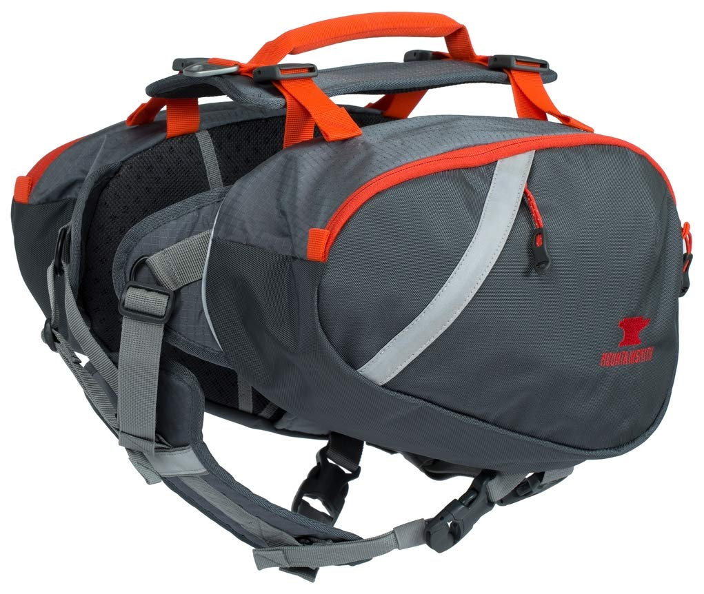 Mountainsmith K-9 Pack - Lava Red Medium