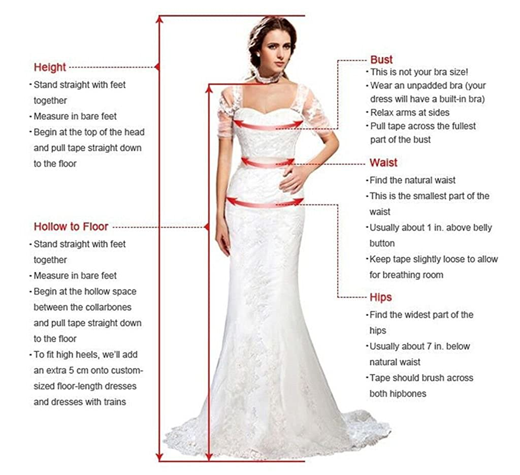 TBGirl Women\'s Long Sleeve Lace Ball Gown Wedding Dresses Cathedral ...