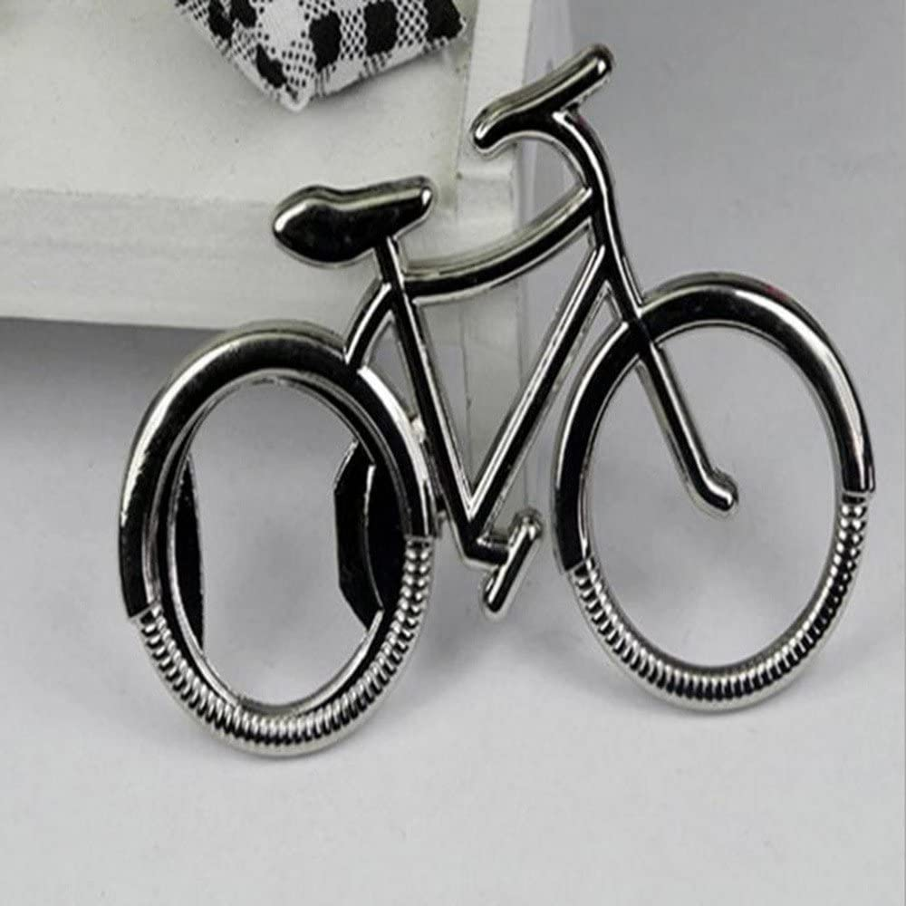 SMILEQ Diversión Bicicleta Bicicleta Abrebotellas Recepción ...