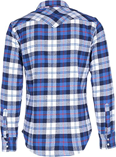 Barstow Camicia 181 Mt Plaid Code Uomo Multicolore c32387 Western Dorrigo pd162217 Levi's Blue HSWdwqUnS