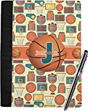 Basketball Notebook Padfolio (Personalized)