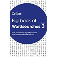Big Book Of Wordsearches Book 3: 300 Puzzles: 300 Themed Wordsearches