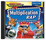 Multiplication Rap CD (Rock 'n Learn)