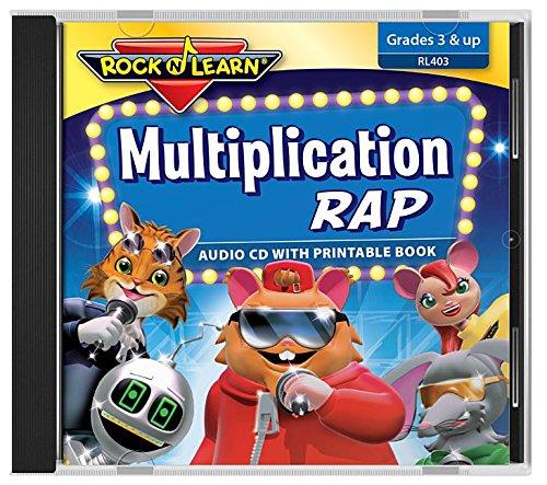 Multiplication Rap CD (Rock 'n Learn)