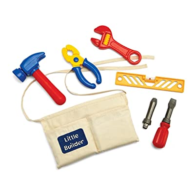 Kidoozie Little Builder Tool Belt: Toys & Games