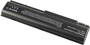 ARyee Laptop Battery for HP Pavilion DV1000 DV1200 DV1300 DV1400 DV1500 DV1600 DV1700 DV4000 DV4100 DV4300 DV4400 ZE2000 ZE2000T 367759-001 HSTNN-IB09 PF723A PM579A