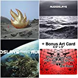 Audioslave: Complete Studio Album Discography - 3 CDs (Self Titled / Out of Exile / Revelations) + Bonus Art Card