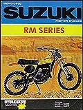 Suzuki RM Series Repair Shop Manual Cycleserv RM100, RM125, RM250, RM370