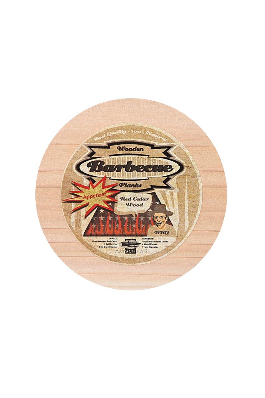 Axtschlag–Tavolette in legno per 100G02M1205V