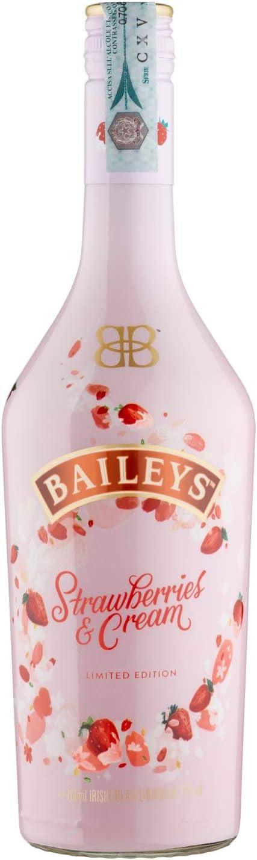 Baileys Strawberry & Cream - 700 ml: Amazon.es: Alimentación y bebidas