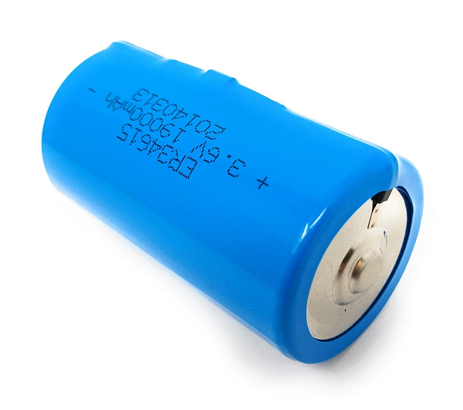 3.6V D Cell 19000mAh ER34615 Li-Socl2 Lithium Battery, 19 Ah D Size (36 pcs) by worldwidetraders (Image #1)