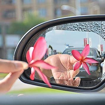 Lato Pellicola di Vetro per specchietto retrovisore Auto Dianhai Impermeabile Anti-Appannamento Resistente alla Pioggia