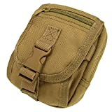 (US) Condor Molle Gadget Pouch, Coyote Brown