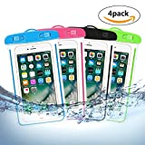 Universal Waterproof Cell Phone Case Pouch Dry Bag for Apple iPhone 8/8 Plus/X/