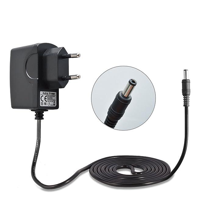 Aukru 7.5V Philips Avent Babyphone Scd 525 Elterneinheit Netzteil Weiß