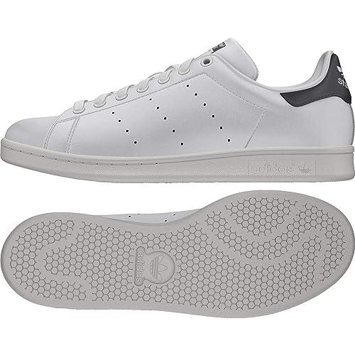 Adidas Stan Smith, Zapatillas de Deporte para Niños, Blanco Ftwbla/Gricin 000,