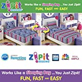 Zipit Bedding Set, Fantasy Forest - Twin