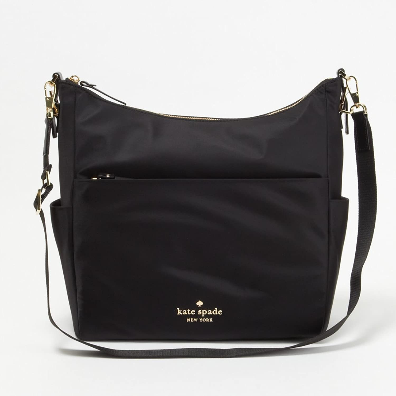 (ケイトスペード) KATE SPADE バッグ ショルダーバッグ PXRU8254 001 Black 【Watson Lane】 noely baby bag [並行輸入品] B076YPN4HY