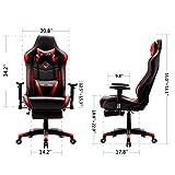 Ficmax Ergonomic Gaming Chair High Back Racing