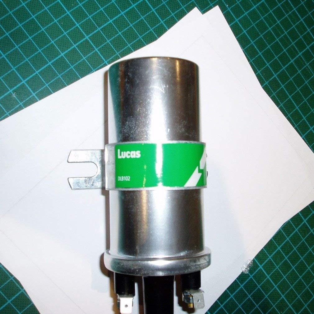 plata Lucas DLB101 12 Volt 3 Ohm no lastre bobina de encendido