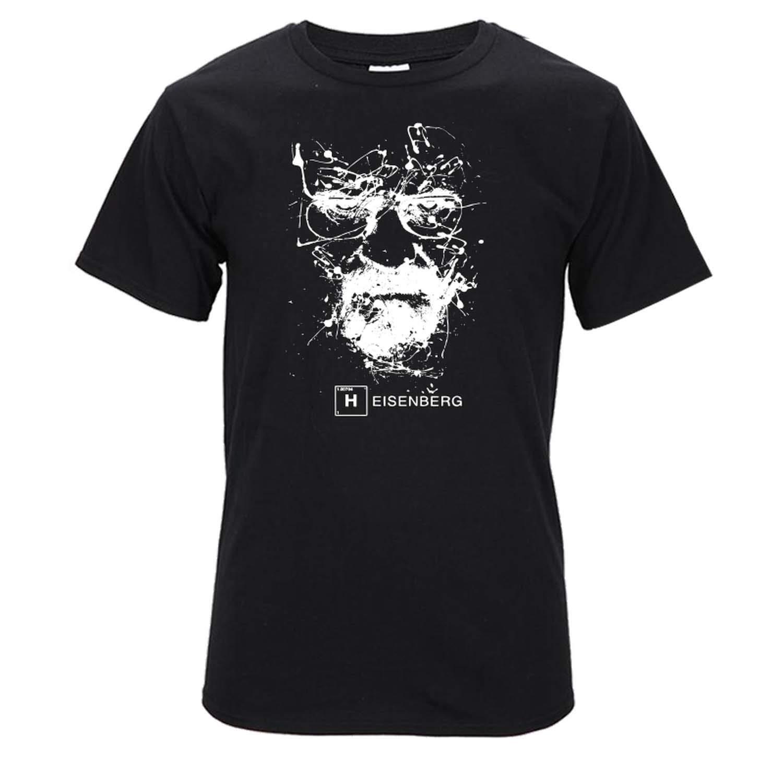 Shihua Departt Store Funny T Shirt Breaking Bad Print Fashion Cool T Shirt For