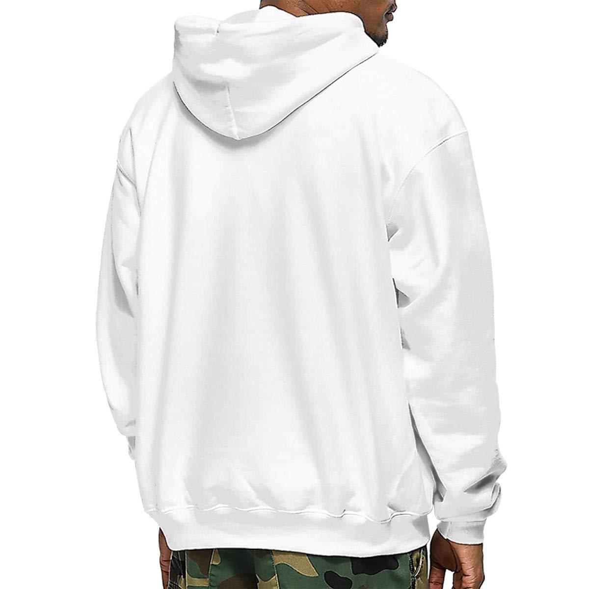Opanjyajk The Monkees Headquarters Mens Pullover Hooded Sweatshirt