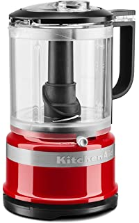 KitchenAid 5KFC3516EWH MINI PROCESADOR DE ALIMENTOS, 240 W, 0.83 ...