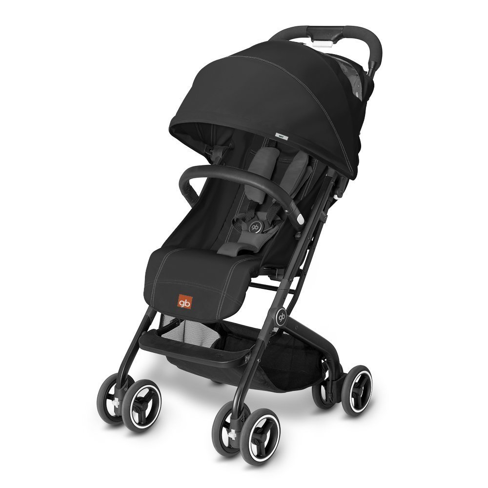 gb 2017 Buggy QBIT+ from birth up to 17 kg (approx. 4 years) Monument Black - GoodBaby QBIT PLUS
