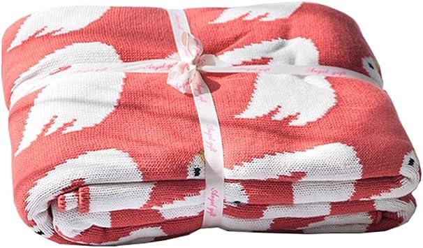 Manta Bebés Algodón Transpirable Suave El Diseño De Punto Es ...