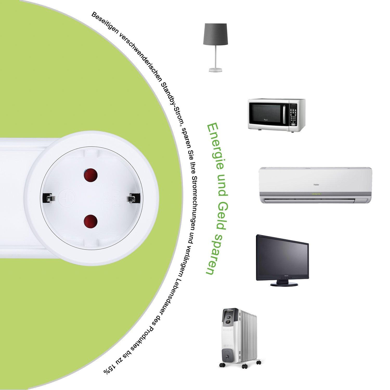 Enchufes Inalámbricos con Control Remoto para Luces y Domótica por solo 23,78€