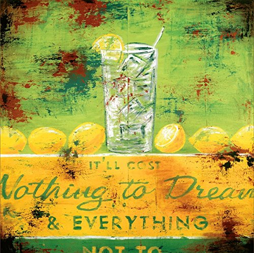 36W x 36H Nothing To Dream by Rodney White - Stretched Canvas