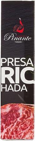 Lote de Jamón Serrano Reserva 7,5-8 Kg , Presa Ibérica, Chorizo Ibérico y Salchichón Ibérico