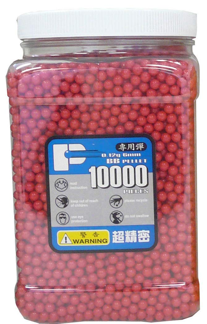 PForce Premium Precision Ultra Seamless Airsoft BBs 6mm 0.20g 0.12g Various Size//Color Available